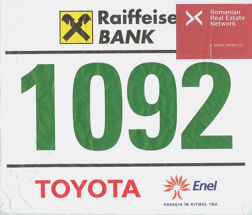 marathon number