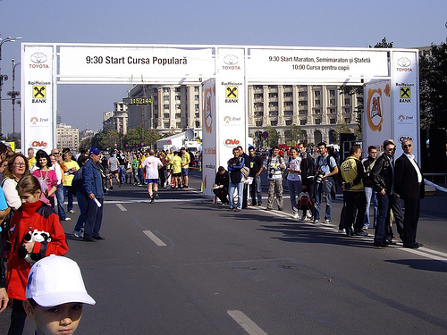 maratonul international bucuresti