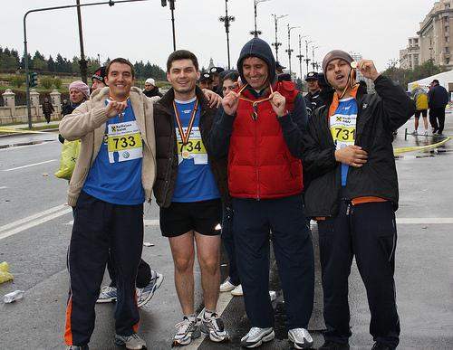 RoREN Marathon Team